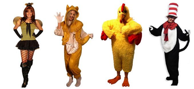 Image result for Animal Costumes