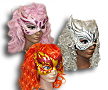 Masks with Wig